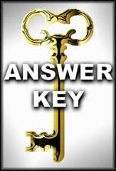 Answer-Key-2013