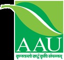 AAU Recruitment For YP-II & SRF Posts 2019